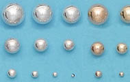 Earrings (Ball Studs)