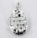 P22770 Locket w/Design