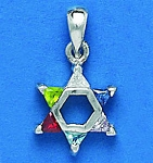 PC 2455 Star of David