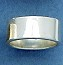 Flat Band Ring 7 mm (R 3216)  #6