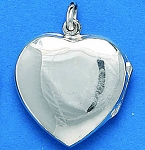 L 1721 Heart Locket