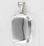 P21307 Rectangle Locket
